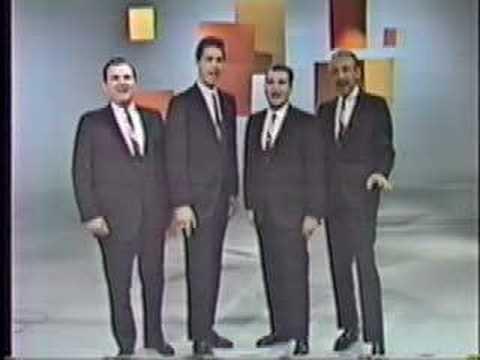 Touch Me, Lord Jesus - Statesmen Quartet