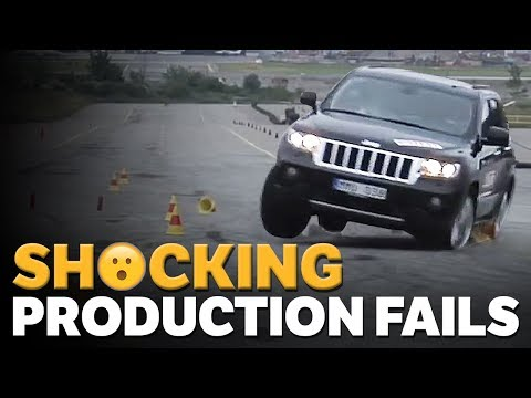 9 Shocking Car Fails You ll Never Believe Made It To Production