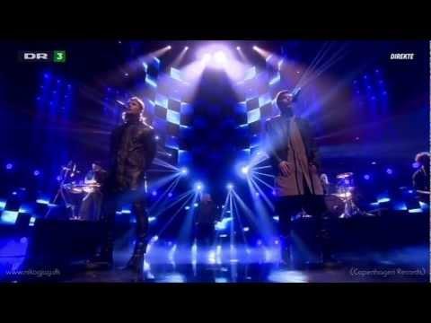 Nik & Jay feat. Søren Huss - Ocean of You (Live @ P3 Guld 2013)