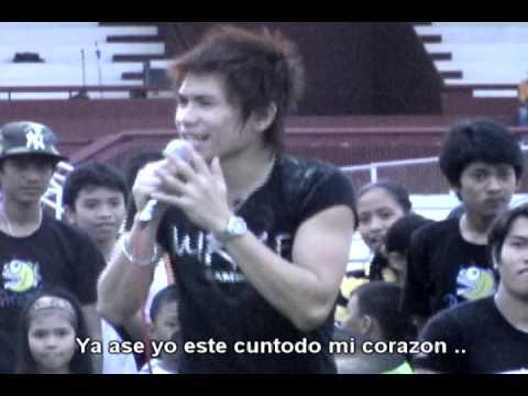 MIRAGE - Sabor De Alegria (Ariba Zamboanga) The Zamboanga Song
