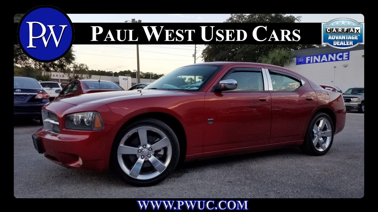 2008 Dodge Charger Dub Edition For Sale Gainesville FL - YouTube