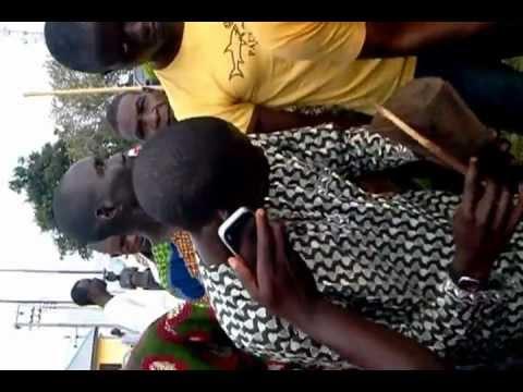Igogo 2012: Chief Mrs. Bola Otu celebrating