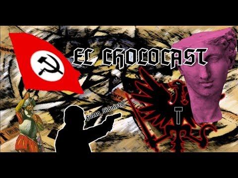 El Cholocast: PILOTO (pt. 2) C/ Zero Schizo, León Borincano Y Francisco De Lizardi