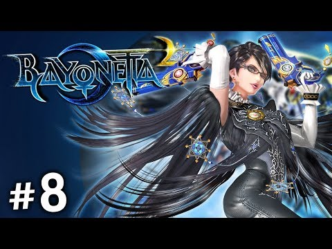 Bayonetta 2 #8 - Going to Hell
