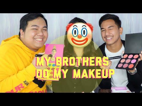 My Brothers Do My Makeup - Abel Cantika