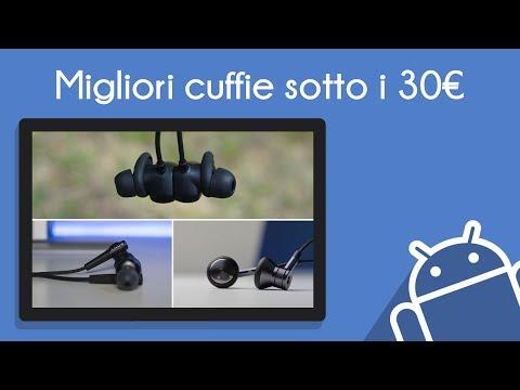 Best headphones under 30€ | Ft. BasemenTech & RedazioneTecnologici