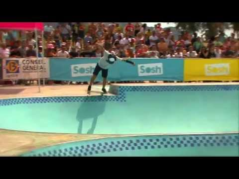 Sosh Freestyle Cup 2015 | Coupe du monde de skateboard / World cup skateboarding