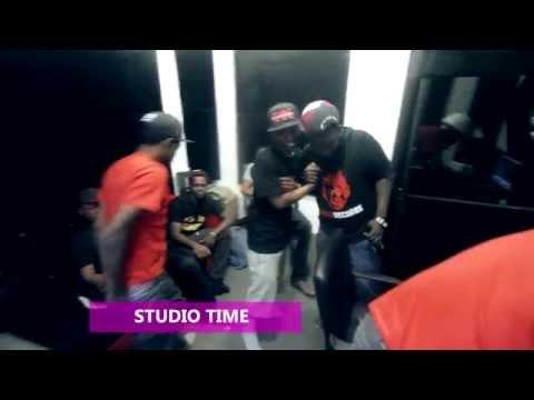 Studio Time - Biggie Boss Ft P Tha Emcee , Nikki Mbishi , Clint Fiecer , Ghetto Ambassador , Zaiid