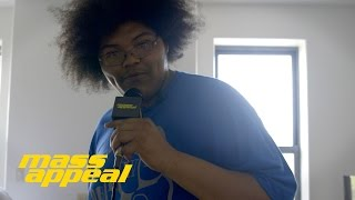 A F R O Freestyles Over 9th Wonder 39 S Rhythm Roulette Beat