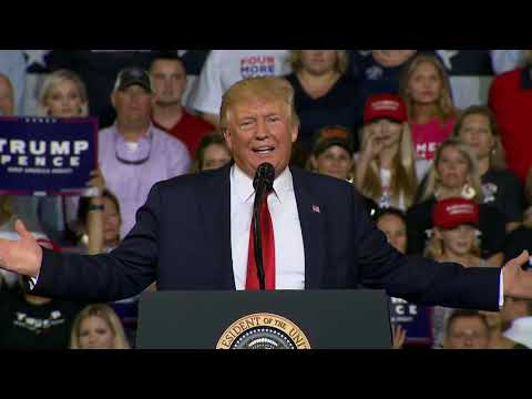 Is President Trump guilty of 'viciously and dishonestly' attacking Rep. Omar prior to 'send her back' chant at rally? Let's take a look