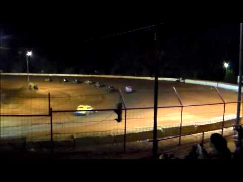 Southern Vintage Racing Association Feature 7/4/2015 Flomaton Speedway