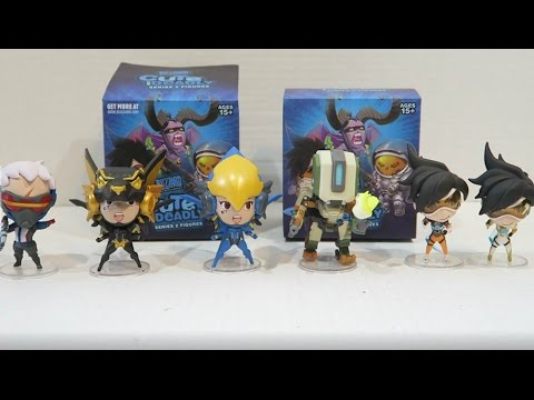 Review Blizzard Cute But Deadly Blind Vinyls Series 2