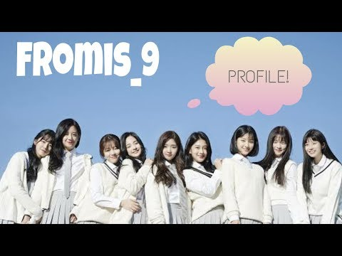 Fromis_9 Profile UPDATED!