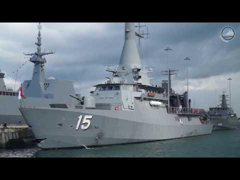 LMV RSS Independence - Republic Of Singapore Navy