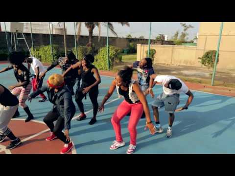 "KAFFY and DANCERS: Dance to ""The Money"" by Davido Featuring Olamide"