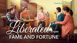 "2020 Christian Testimony Video | ""Liberated From Fame and Fortune"""
