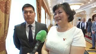 Лучшие семьи Костанайской области выбрали на конкурсе ЂЂЂМерейл отбасыЂЂЂ