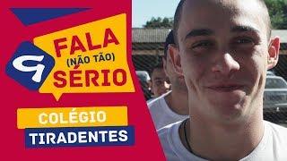 Fala (não tão) Sério: TV Gang - Colégio Tiradentes | abril 2018