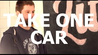"Take One Car - ""When You See Me Again, It Won"