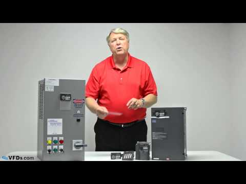 How to size a VFD