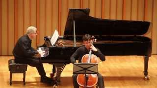 DILIJAN CHAMBER MUSIC SERIES - Tigran Mansurian - Allegro Barbaro (1964)