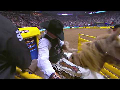2018 Wrangler NFR Round 8 Highlights