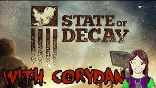 State Of Decay Gameplay ITA - Uno sguardo alla versione per PC by Corydan