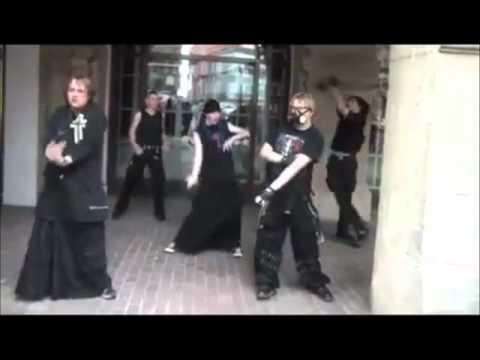 Industrial Dance Group [Nyan Cat Remix]