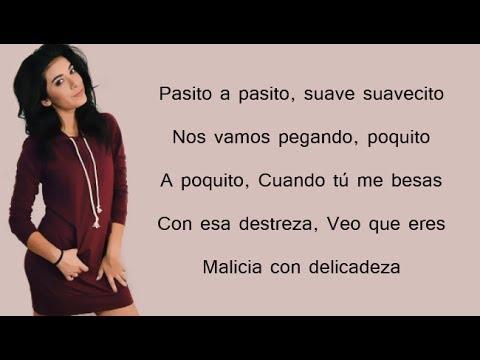 DESPACITO - Giselle Torres (Cover) Luis Fonsi, Justin Bieber (Lyrics)