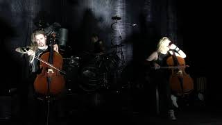 Apocalyptica - Nothing else matters (Live encore Boston 9-12-17)