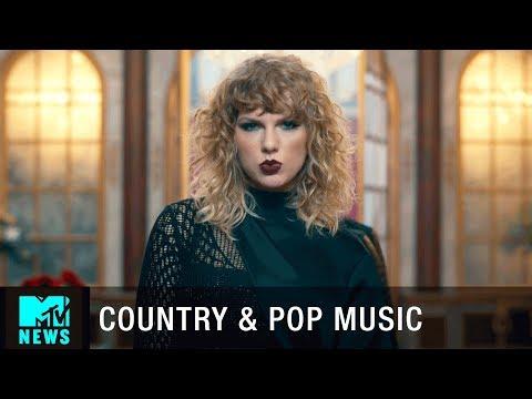 Beyoncé Turns Country & Taylor Swift Turns Pop | MTV News Desk Report