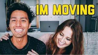 I'm moving...again