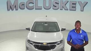 190162 - New, 2019, Chevrolet Equinox LS FWD 4D Sport UtilityTest Drive, Review, For Sale -