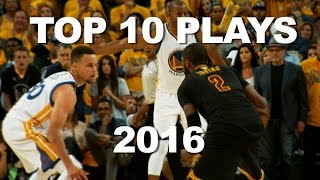 Top 10 Plays of 2016