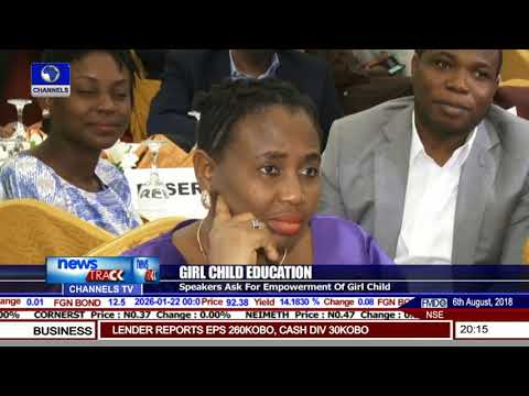 Girl Child Education: Speakers Ask For Empowerment Of Girl Child