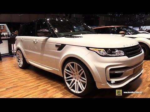 2015 Range Rover Sport by Startech - Exterior and Interior Walkaround - 2015 Geneva Motor Show
