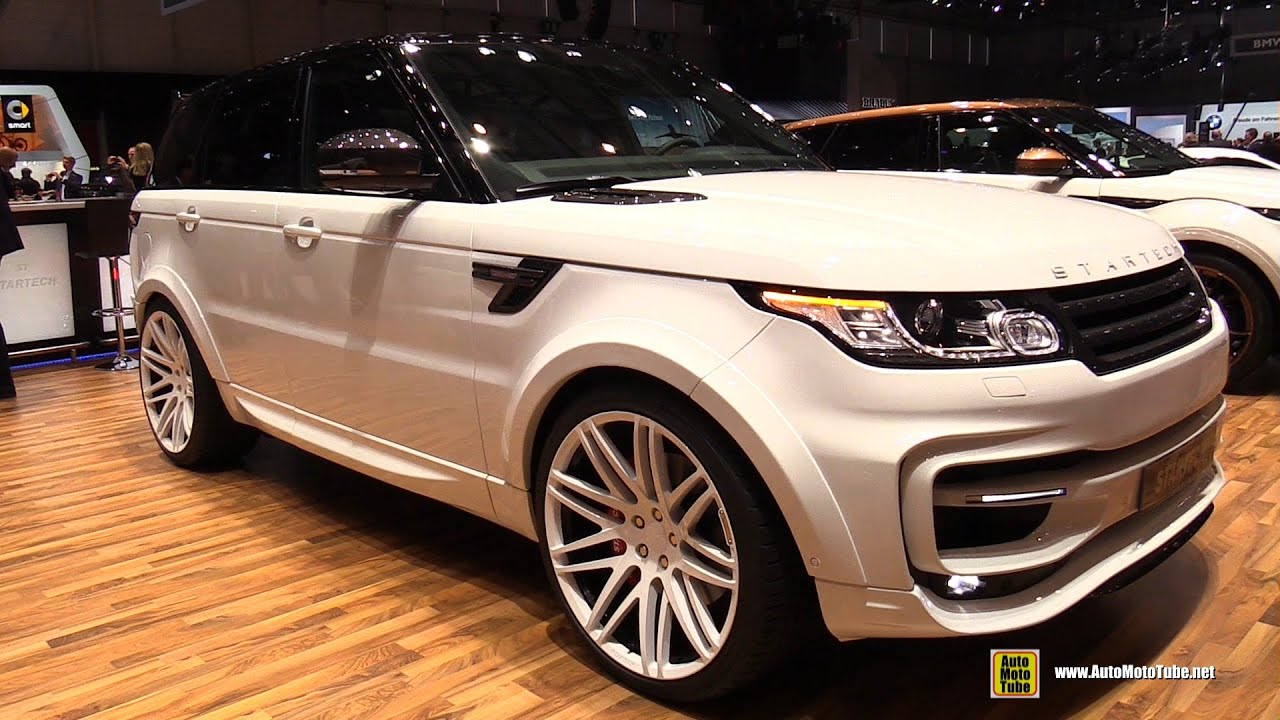 2015 Range Rover Sport By Startech Exterior And Interior