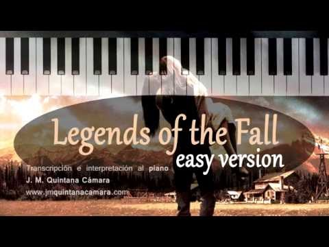 The Ludlows - OST Legends Of The Fall - Leyendas De Pasión (Piano | Sheet Music | Partituras)