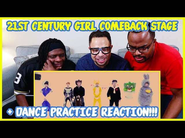 BTS - '21st CENTURY GIRL' Comeback Stage & HALLOWEEN DANCE PRACTICE Reaction!!!