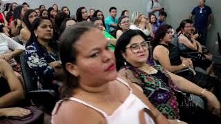 Secretaria Fátima enalteceu aos professores pelo empenho nas ações pro SPAECE