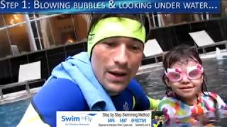 Learn to Swim & teach swimming to your Child