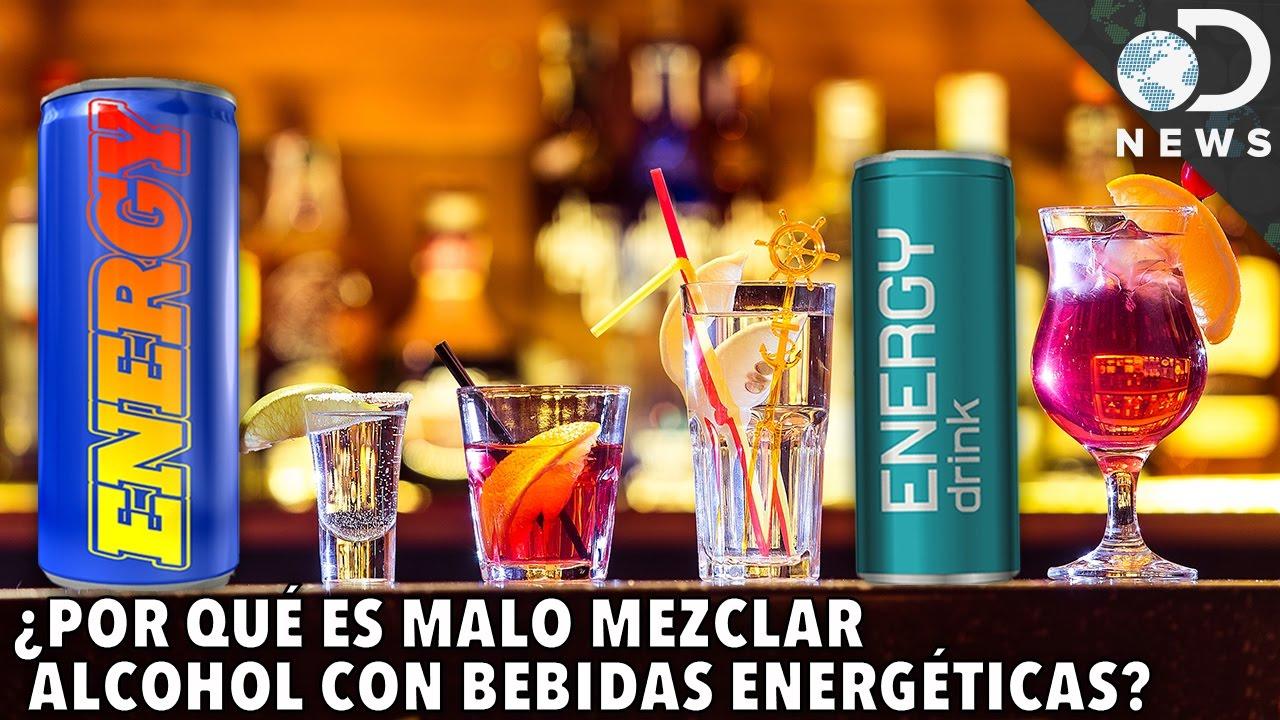 prostatitis causada por bebidas energéticas