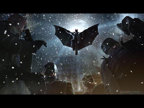 Batman: Arkham Origins - All 16 DLC Batsuit Skins