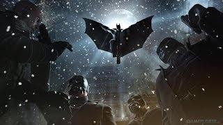 Batman: Arkham Origins - All 16 DLC Batsuit Skins