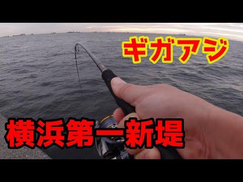 2019年9月横浜の第一新堤