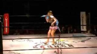 吉川春菜さんが、2011年2月27日 新木場ファーストリングで行われた、第...