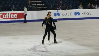 Exhibition. European Figure Skating Championships 2019