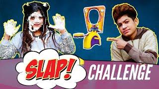 SLAP Challenge |#fun #Teenage #Challenge| MoonVines