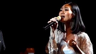 Through the fire - chaka khan live by saly-the voice with stradivari orchestra | cover