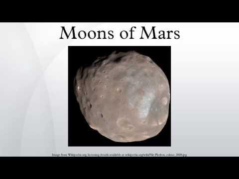 moons of mars both - photo #46